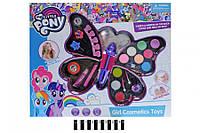 Детская косметика My Little Pony: бабочка 901-418, литл пони