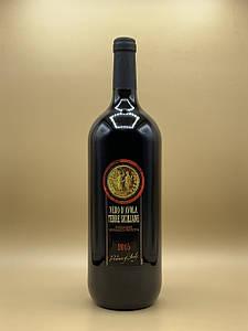 Итальянское сухое красное Вино Nero d'Avola Неро Д'авола 1.5л
