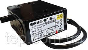 Високовольтний трансформатор Brahma TC1LTCAF 1x15kV 25mA 50% 45VA