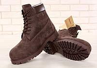 Timberland 6-inch Brown  (реплика)