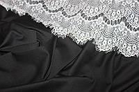 Ткань джерси черный, фото 1