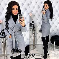 Пальто женское 437фа