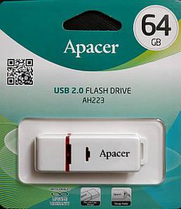 USB флеш Apacer AH 223 64GB