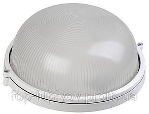 Светильник НПП1101 белый/круг 100Вт IP54, ІЕК