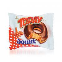 "Пончик Today Donut Caramel 50г. ТМ ""Lord"""