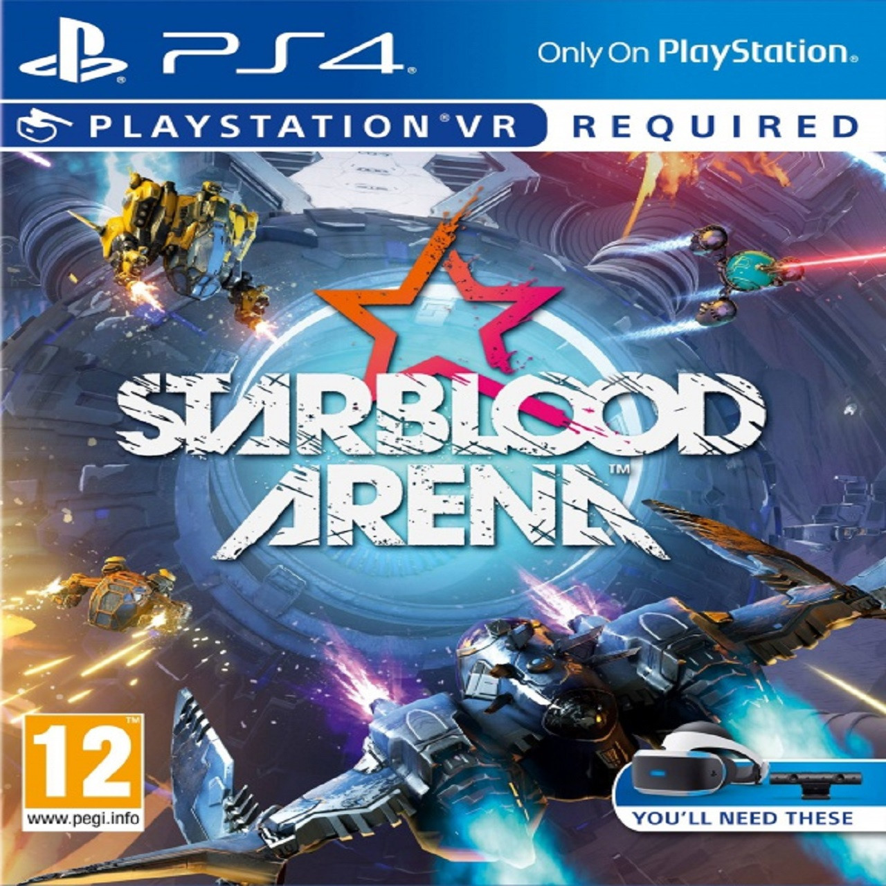 StarBlood Arena VR RUS (NEW)