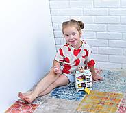 Трехъярусная кроватка (Мятная) для кукол LOL, фото 5
