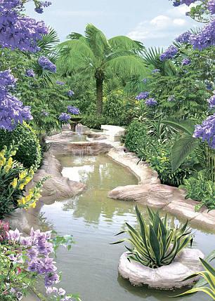 Фотообои, Восточный сад, 8 листов, 140х196 см, фото 2