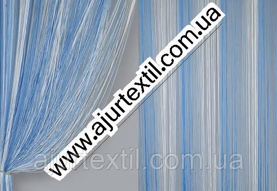 Шторы нити радуга  Елит 137, фото 2