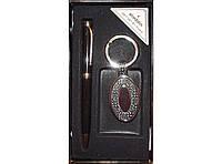 PN2-024 Подарочный набор Aladdin: ручка + брелок, Ручка сувенир, Подарок, Оригинальный презент