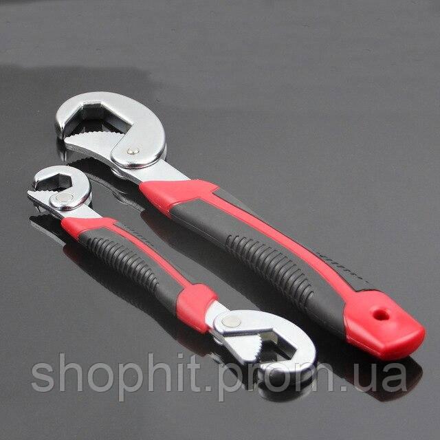 Набор гаечных ключей Snap'n grip, Разводной ключ, Универсальный ключ, Накидной ключ, Чудо ключ