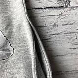 Детское серое платье Breeze для девочки 168. Размер 116 см (6 лет), 134 см, 140 см, 152 см, фото 5