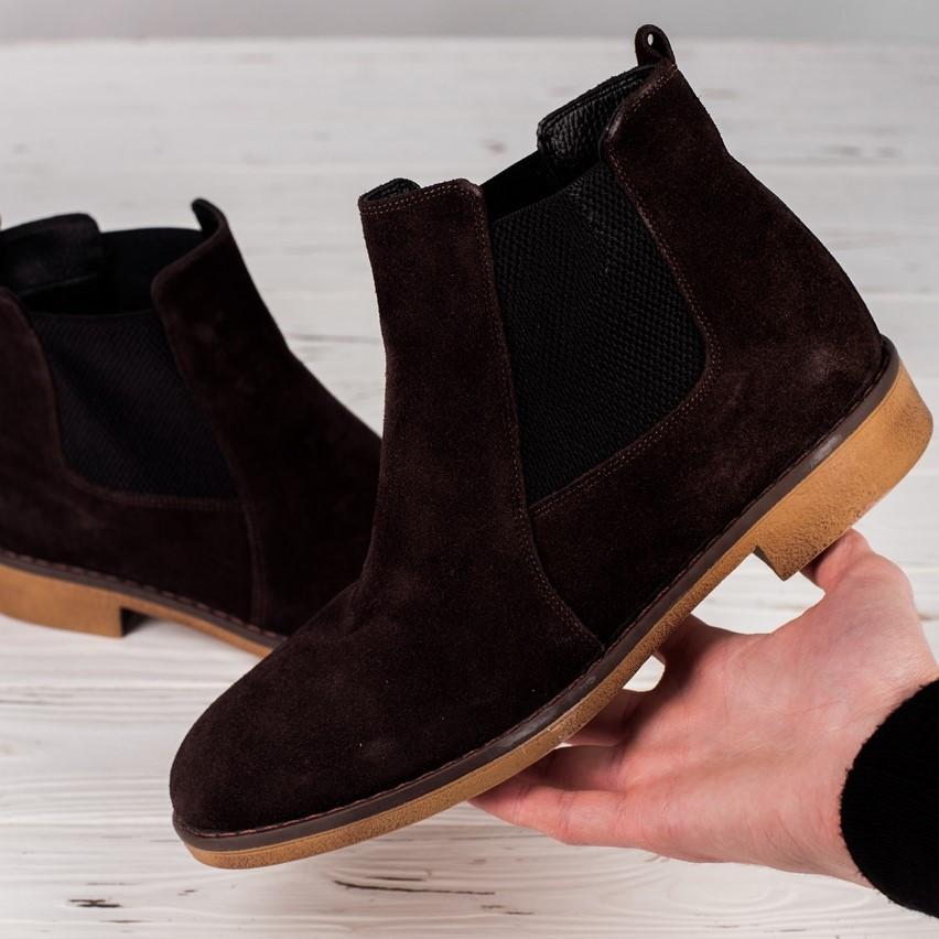 Мужские ботинкиZara
