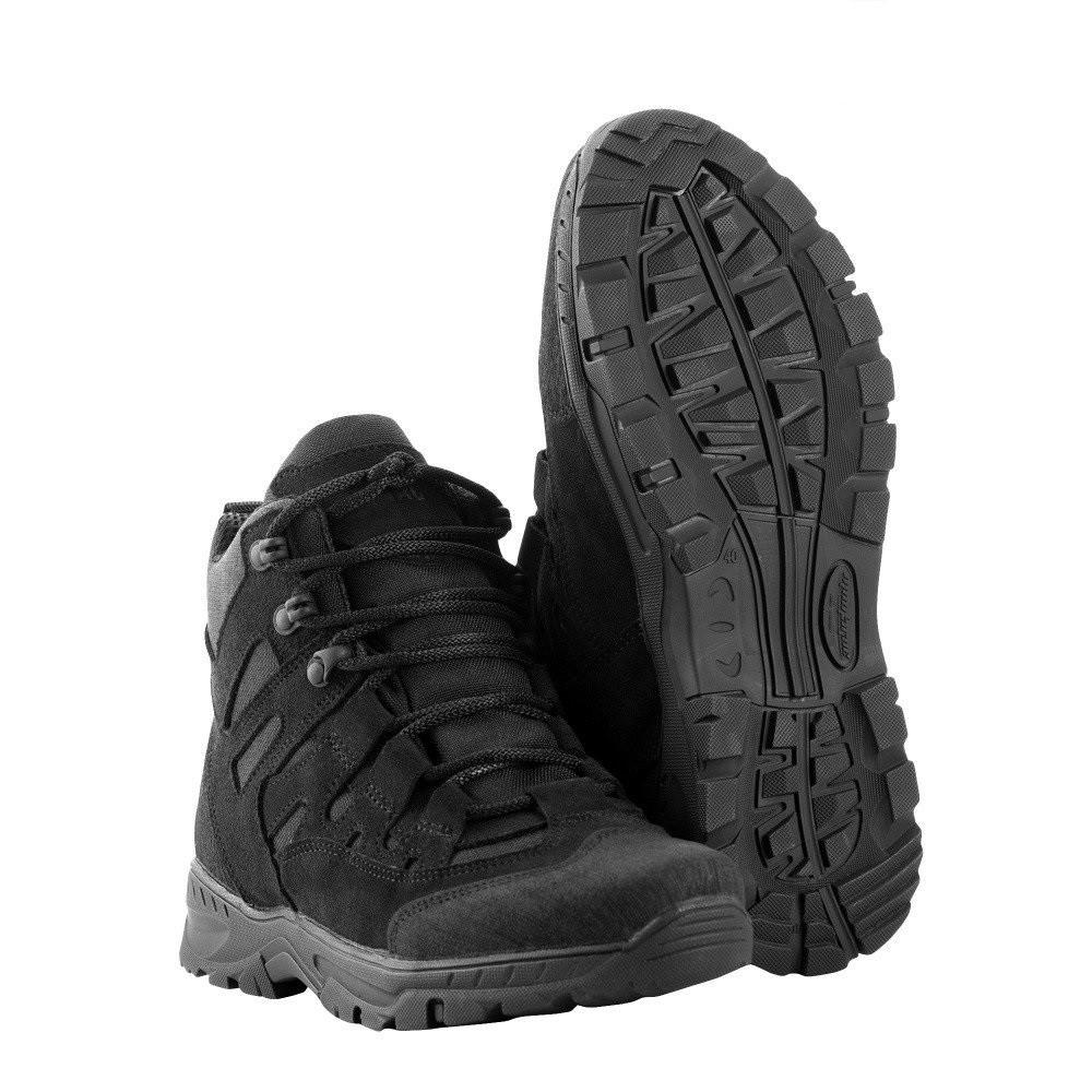 M-Tac ботинки полевые Panther Black 40