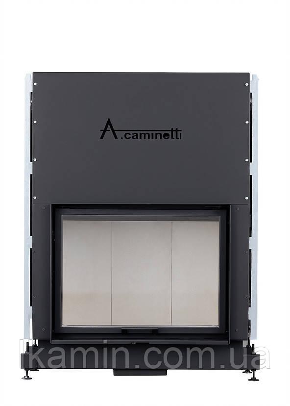 Каминная топка A.caminetti FLAT 75 X 50