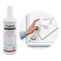 Спрей для очистки сухостираемых досок Axent 250 мл