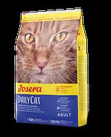 Йозера Делікет Josera DailyCat сухий корм для дорослих котів 10 кг
