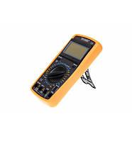 Мультиметр DT 9207A, Цифровой профессиональный мультиметр, Мультиметр Универсальный, Тестер измеритель