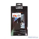 Накладка UAG Metropolis iPhone Xs/X {5.8} Black [копия], фото 3