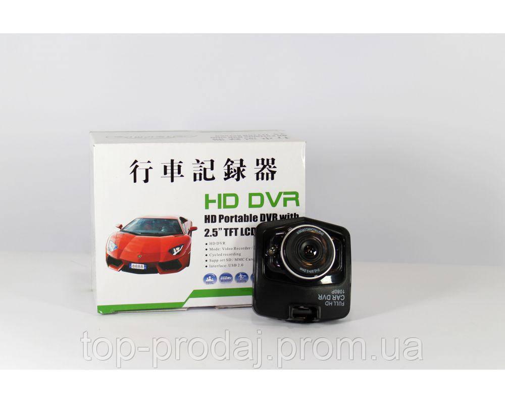 Видеорегистратор автомобильный DVR 258 HD, Регистратор в автомобиль, Компатный видеорегистратор
