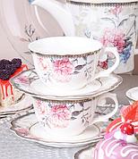 Чашки. Кружки. Чайные пары