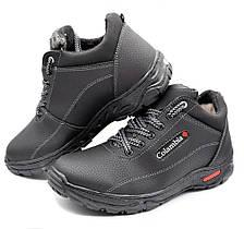 Чоловічі ботинки прошиті зима, фото 3