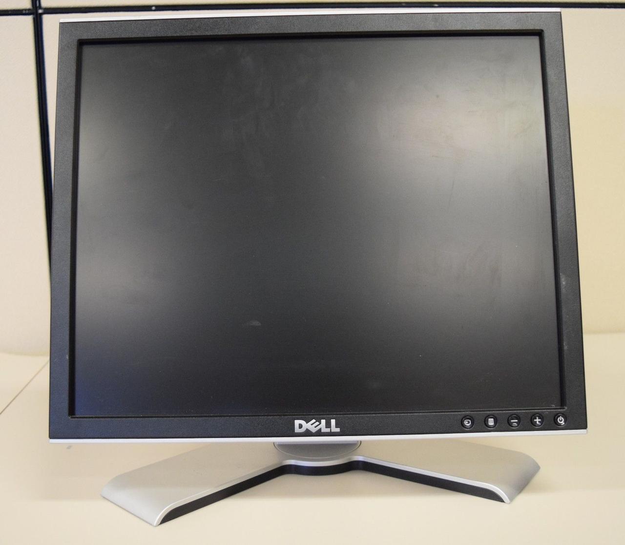 Монитор, Dell 1707, 17 дюймов