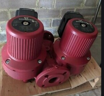 двигатель Grundfos  UPSD 40-120 F