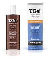 Усиленный Дерматологический Шампунь Т/Гель, T/GEL Extra Strength Neutrogena, фото 1