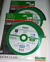 Алмазный диск Distar зелёный Granite 250 мм