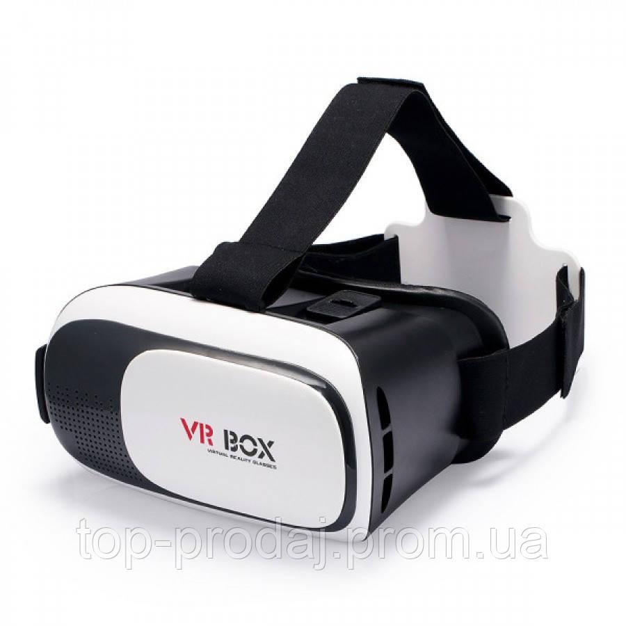 Очки виртуальной реальности с пультом VR BOX G2 , 3D очки для смартфона, Виртуальный шлем, 3Д очки