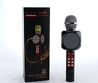 Микрофон  DM Karaoke 1816, Bluetooth микрофон, 2 в 1 - динамик и микрофон, Беспроводной микрофон