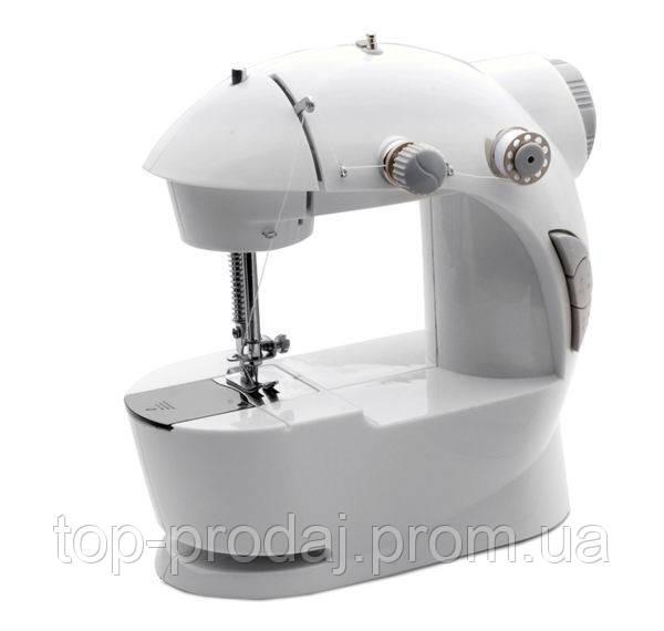Швейная машинка 4 в 1, Мини швейная машинка, mini sewing machine, Швейная машинка для дома, Машинка для шитья