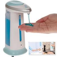 Диспенсер для мыла сенсорный Soap Magiс, Сенсорный дозатор для жидкого мыла, Диспенсер Дозатор