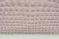 Хлопковая ткань Вафелька лиловая 160 см, фото 1