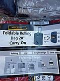 MADISON 62702 Франція валізи чемоданы ручна поклажа, фото 7