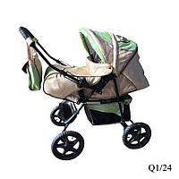 Детская прогулочная коляска трансформер Trans Baby