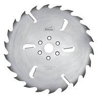 Пилa 550x5.0/3.5x30+8/11/100+2/10/60, z-24+2+2+2 для угловых пилорам 94.1 FZ-ATS WEP, Pilana