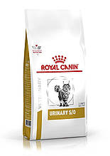 Сухой корм для кошек с мочекаменной болезнью Royal Canin Urinary S/O 3,5 кг