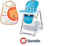 Крісло для годування Lionelo Linn Plus Blue, фото 1