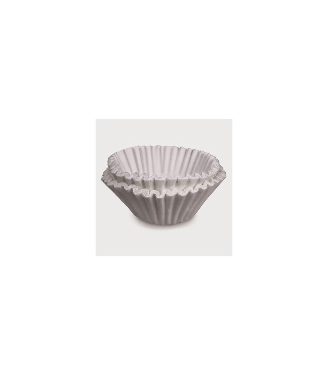 Фильтры для капельной кофеварки (диаметр 25 см) (1000 шт)