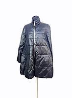 Куртка женская Rufuete. Черный классический цвет. Большие размеры