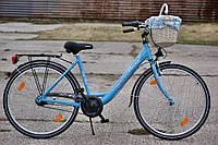 Велосипед Biria City Flair 26 Nexus 7 Blau Німеччина, фото 1