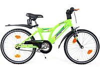 Велосипед Zundapp 20 Neon-Gruen by MIFA Німеччина, фото 1