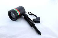 Диско LASER Shower  Light 908, Лазерный звездный проектор, Лазерная установка, Лазерный проектор освещения
