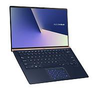 90NB0JQ1-M04210 Ноутбук ASUS UX433FN-A5110T 14FHD AG/Intel i5-8265U/8/512SSD/NVD150-2/W10/Blue, 90NB0JQ1-M04210