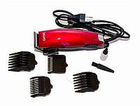 Машинка для стрижки волос GEMEI GM-1035 триммер универсальный проводной