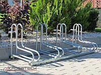 Велопарковка на 4 велосипеди Rad-4 Польща, фото 1