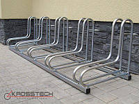 Велопарковка на 5 велосипедів Rad-5 Польща, фото 1