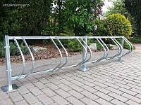 Велопарковка на 6 велосипедів Echo-6 Pion Польща
